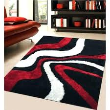 red black gray white rug and grey brown orange traditional
