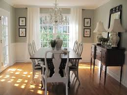 decor on with epic dining table wall for country room color schemes home