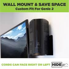 Directv Genie 2 Status Light Blue Hideit Genie Mount Wall Mount For Genie 2 System Walmart Com