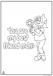 Small Picture i love my mom coloring pages
