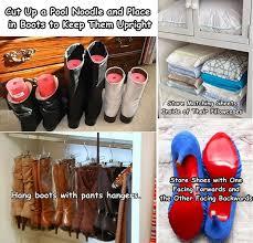 diy closet organizing idea 12