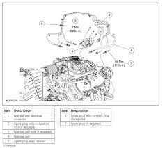 I need a diagram on spark plug wires for 2006 ford freestar