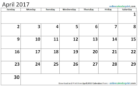 Online Calendars Printable Calendars Online To Print