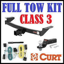 fits 2011 2016 honda odyssey class 3 trailer hitch wiring 2 curt trailer hitch wiring fits 2005 2010 honda odyssey 13068 56161kit class 3