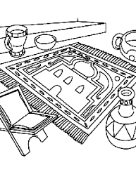 Download this file, print at home or your local printers, and then start colouring! Ramadan At Sundown Free Coloring Pages Crayola Com