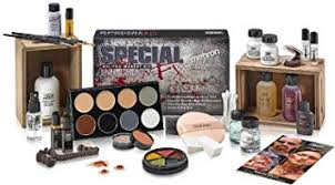 mehron special fx all pro makeup kit