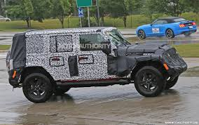 2018 jeep wrangler unlimited sport.  unlimited jeep wrangler unlimited spy shots throughout 2018 jeep wrangler unlimited sport