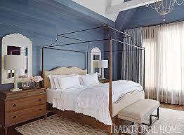 traditional master bedroom blue. + ENLARGE Traditional Master Bedroom Blue N