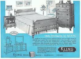 Solid Maple Bedroom Furniture Kling Furniture Advertisement Gallery