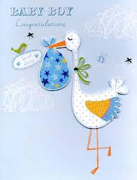 Congratulations For A Baby Boy Baby Boy Congratulations Gigantic Greeting Card