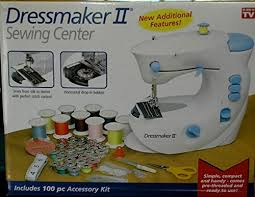 Dressmaker Ii Sewing Machine