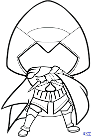 New Assassins Creed Coloring Pages For Assassin Coloring Pages