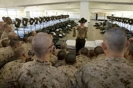 Hundreds Of Recruits Get Sick At Marine Boot Camp Military Com
