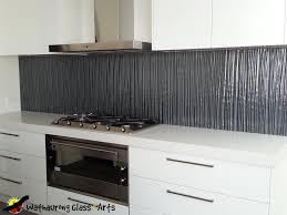 wathaurong grey tree bark kitchen splashback glass splashback