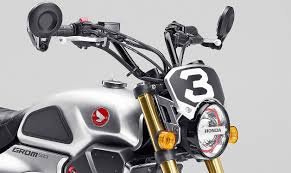 2016 new honda grom 50 scrambler concept one concept two first photos tms15 you