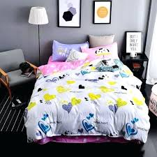 cotton kids sheets bedding set queen size king bedclothes with duvet cover bed sheet 100 sets