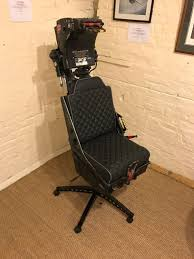 raf jet provost ejection seat the ultimate office chair
