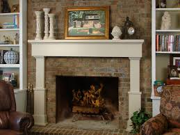 Interior Design Antique Fireplace Mantels For Contemporary Living Faux Stone Fireplace Mantel