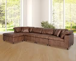 furniturewalla alden fabric modular sofa set