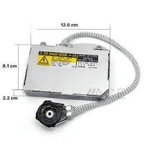 new slim denso d2s d2r oem hid xenon ballast controller 12v image is loading new slim denso d2s d2r oem hid xenon