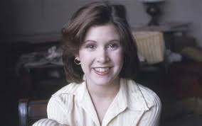 carrie fisher. Interesting Fisher Carrie Fisher In 1975 Inside E