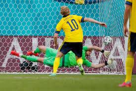 La Svezia fa festa contro la Slovacchia