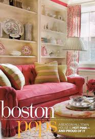 Pink Living Room Chairs Warm Color Schemes Style Living Rooms And Cottages