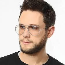 Online Shop <b>Retro Fashion Vintage</b> Clear lens <b>Glasses</b> Men <b>Women</b> ...