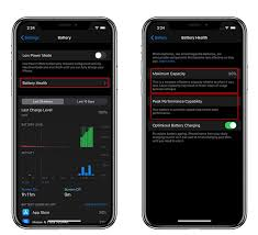 Over time, the maximum capacity of the battery wears away through several charge and discharge cycles. How To Check Your Iphone S Battery Health Techwiser