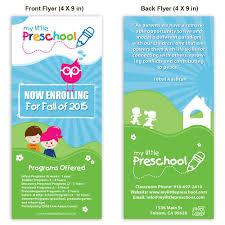 Play School Flex Board Design Preschool Poster Template Design Starting A Daycare