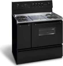 frigidaire fef455bb 40 40 electric range 541