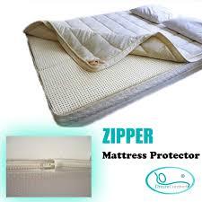 Image Memory Foam Zipper Mattress Protector Hanton Trading Pte Ltd Hanton Trading Pte Ltd Zipper Mattress Protector