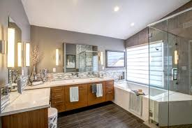 master bathroom remodeling. White, Traditional Master Bathroom Remodeling