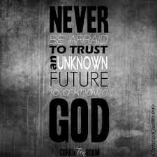 Trust In The Lord Quotes Custom Corrie Ten Boom Quote Trust In God ChristianQuotes