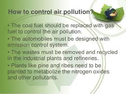 pollution its types causes and effects by naveed m 19 how to control air pollution