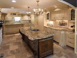 Best Images About Ornate Kitchens On Pinterest - Huge kitchens