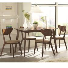 mid century modern kitchen table and chairs. Retro Style Dining Table Mid Century Modern Kitchen And Chairs Y