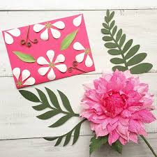 Paper Flower Punches Paper Punches And Crepe Paper Flowers Handmade Paper Flowers By