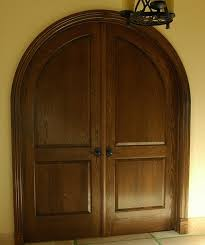 interior double door. Arched Interior Double Doors Door