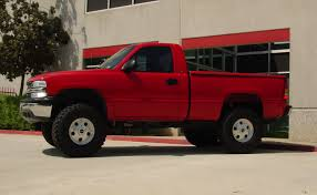 All Chevy chevy 1500 leveling kit : CST Performance Suspension / Lift Kits for 1999-2006 Chevy ...