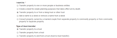 Sample Deed Of Trust Form Gorgeous How To Get Texas Homestead Exemption For Property In A Living Trust