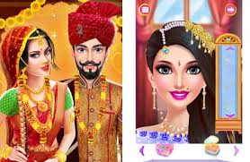 makeup indian wedding game saubhaya