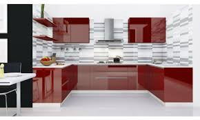 Kitchen Design India Simple U Shaped Modular Kitchen Designs In Delhi India MODSPACEin