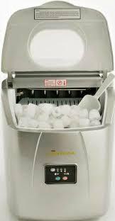 contessa zb12 countertop ice cube maker