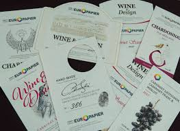 Wine Labels Of Specialized Papers J Point Plus