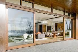 glass window and doors