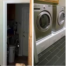 universal washer and dryer pedestal. Interesting Dryer Here Is The Before And After Shot Of Laundry Room For Universal Washer And Dryer Pedestal T