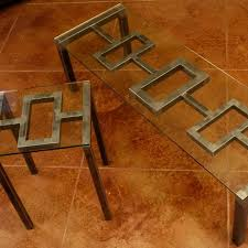 steel furniture designs. architect coffee table set by boltz tables steel furniture designs w