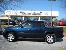 2008 Dark Blue Metallic Chevrolet Avalanche LS 4x4 #2227237 ...