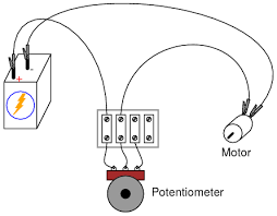 potentiometer as a rheostat dc circuits electronics textbook instructions for potentiometer wiring